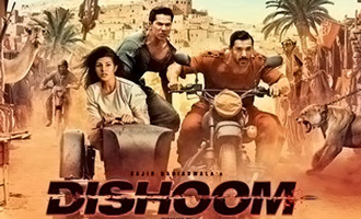 Dishoom Preview