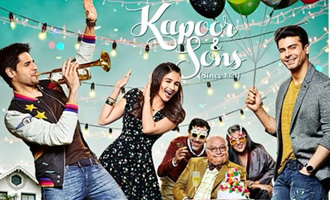 Kapoor And Sons Preview