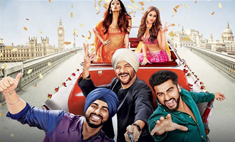 Mubarakan Review