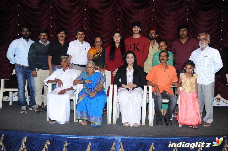 '2nd Half' Film Teaser Launch Press Meet