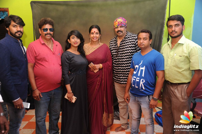 Aaguthaka Movie Launch