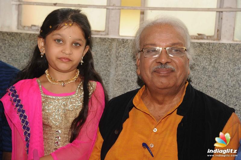 'Amruthavahini' Film Launch Press Meet