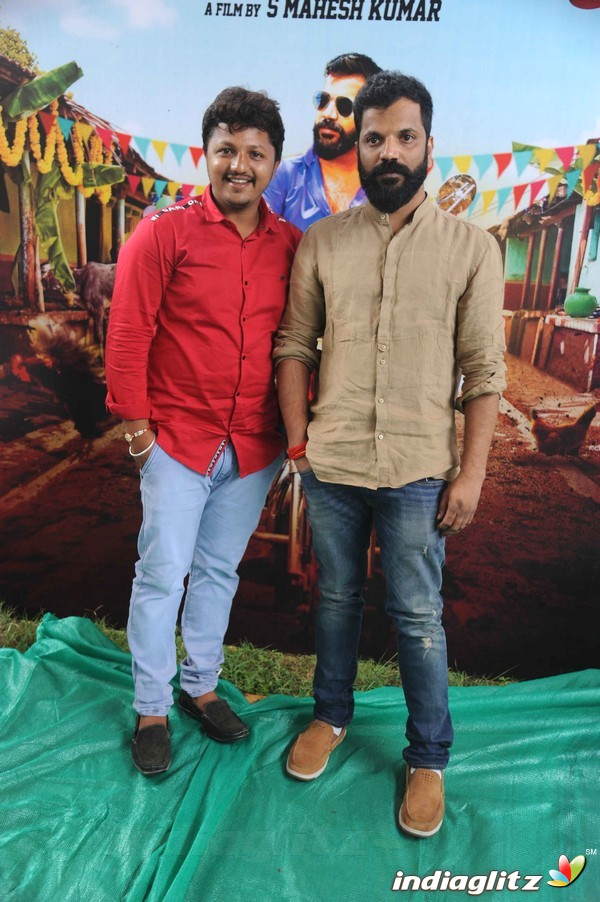 Ayogya Film Launch and  Press Meet