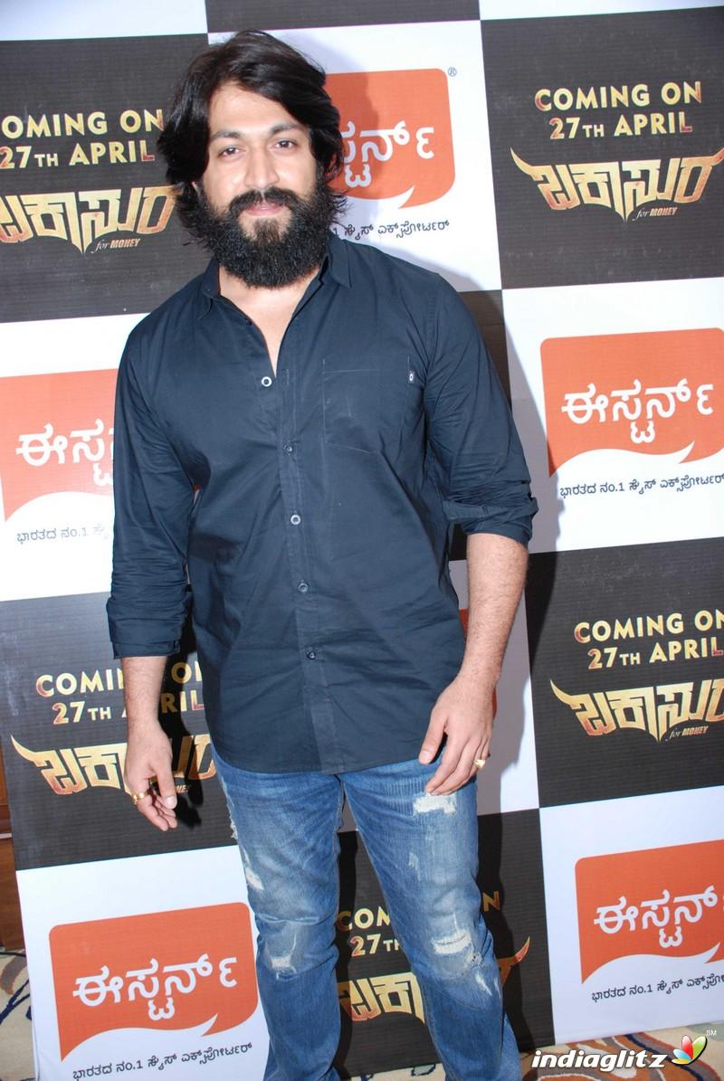 'Buckasura' Film Press Meet