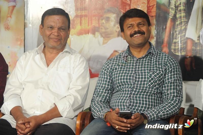 Dada Is Back_Film Press Meet