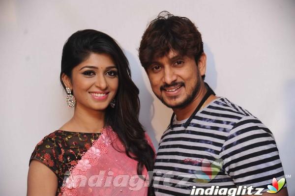 Dhairyam Film Success Press Meet