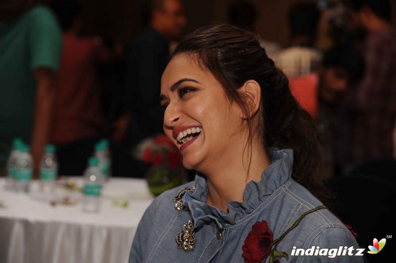 Dhalapathi Film Press Meet