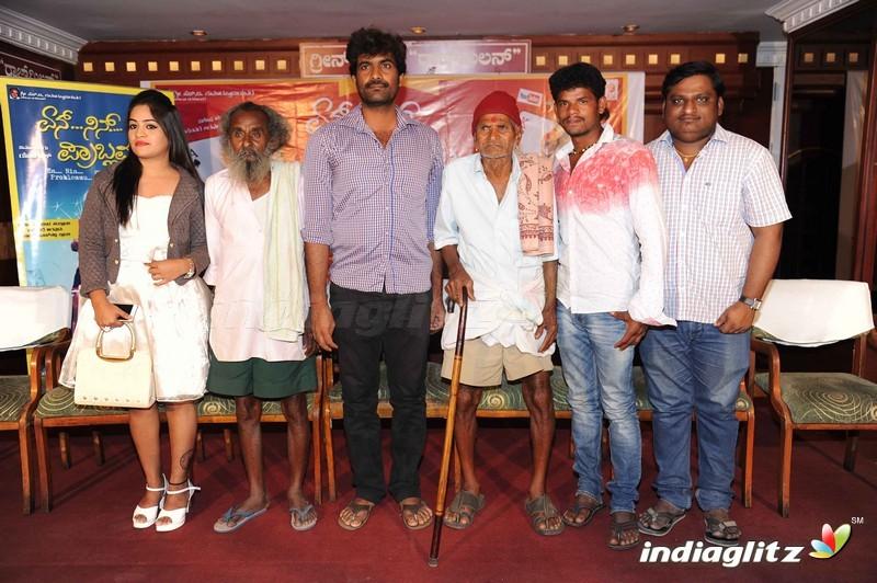 En Nin Problemmu _Film Press Meet