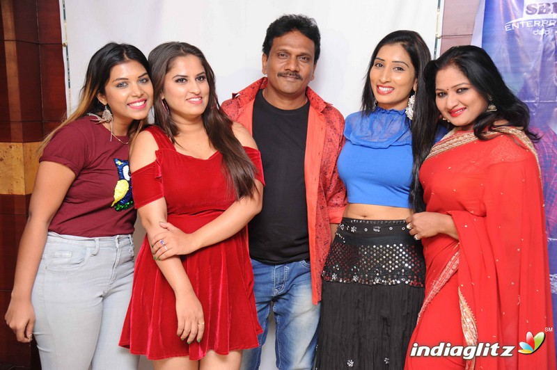 'Ganda Oorig Hodaaga' Film Press Meet