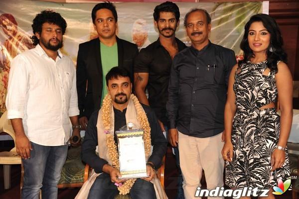 Gapalli Ondu Cinema Audio Launch