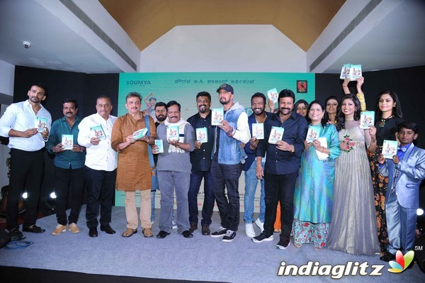 Happy New Year Movie Audio Launch