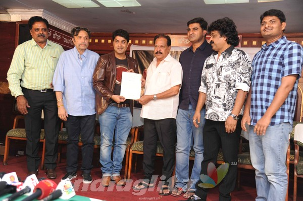 Harish Raj Press Meet