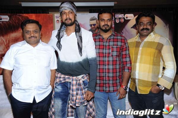 'Hebbuli' Movie Press Meet