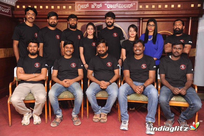 'Idam Premam Jeevanam' Film Press Meet