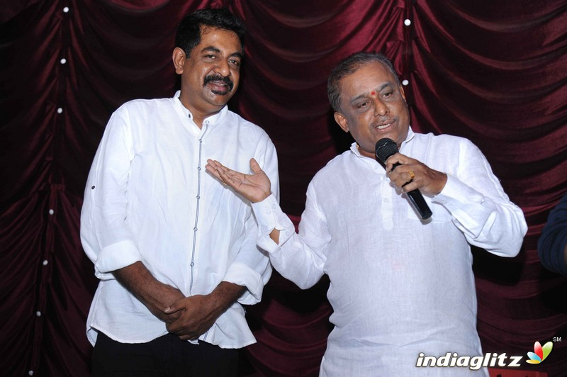 'Kannadakkagi Onedanu Othi' Audio Launch