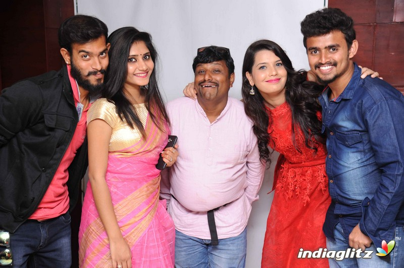 'Kantri Boys' Film Press Meet
