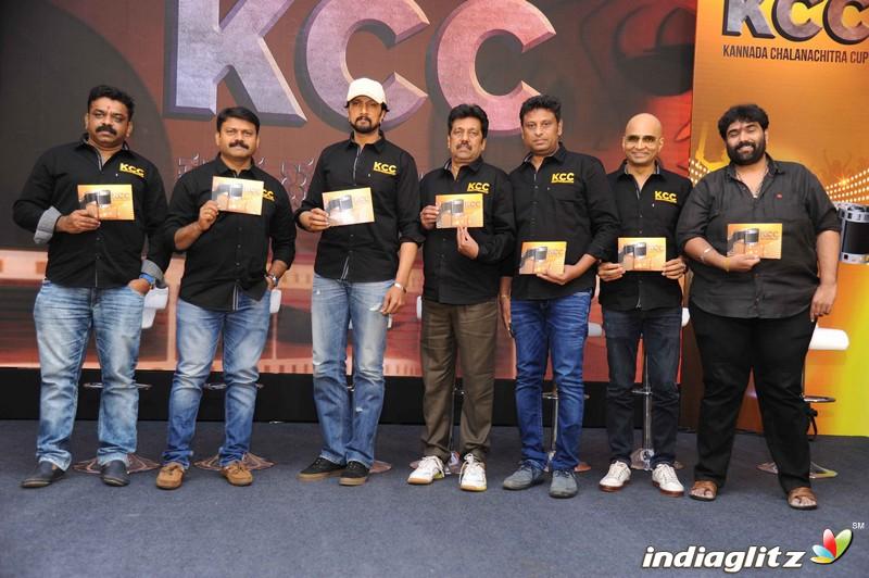 KCC Kannada Chalanachitra Cup Press Meet