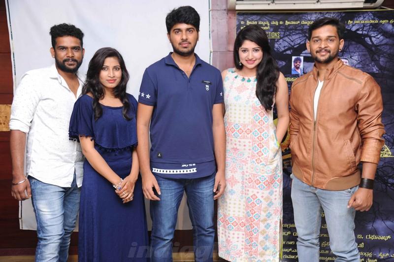 Kulfi Film Press Meet
