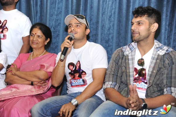 Loose Connection Press Meet