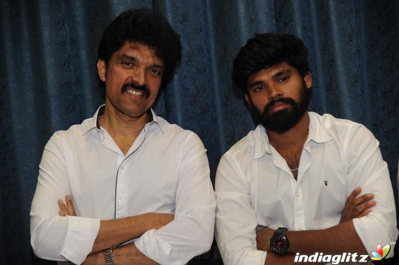 'Lungi' Film Press Meet