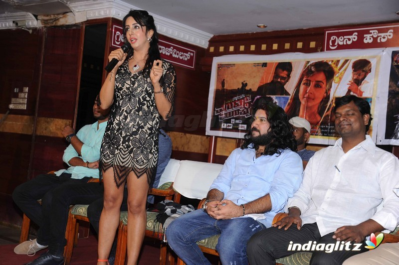 Mandya to Mumbai_ Film Press Meet