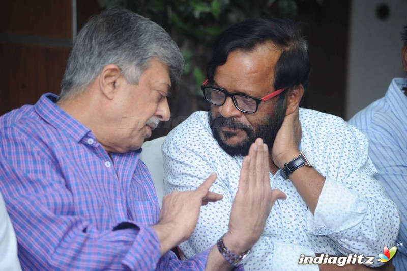 March 22 _ Film Press Meet