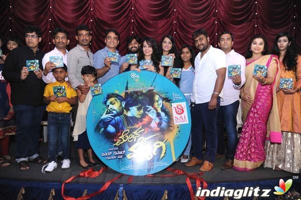 Megha Alias Maggie Film Audio Launch & Press Meet