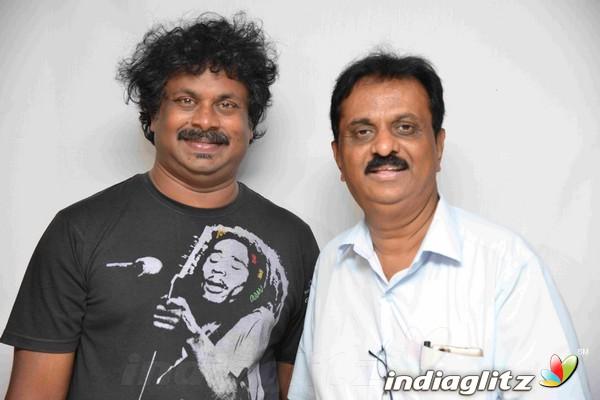 'Mombathi' Film Press Meet