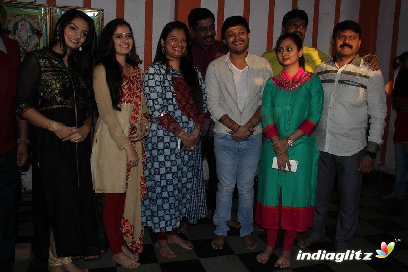 Mugulu Nage Film Launch Photos