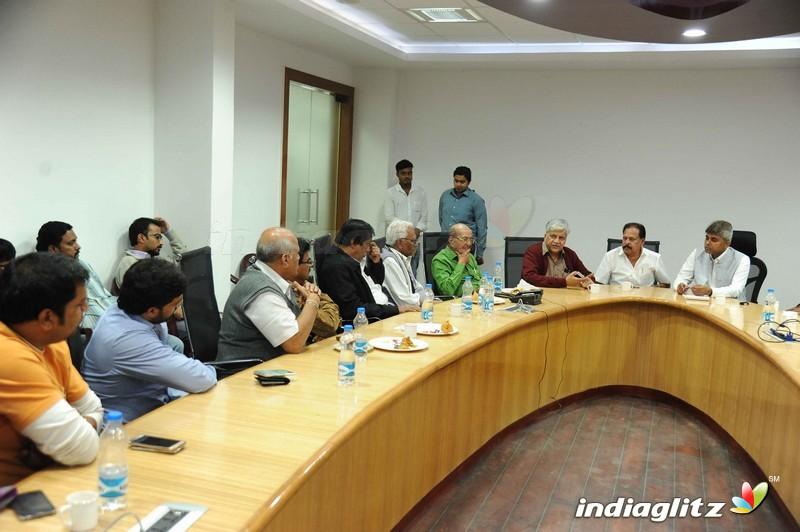 Muralidhar Hallappa Press Meet ( Skill Development Board of Government of Karnataka)