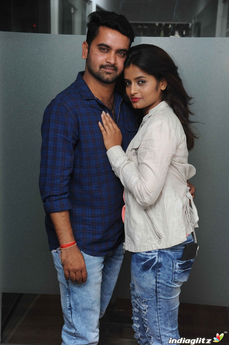 Naanu Lover of Jaanu Film Press Meet