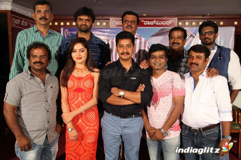 Nan Magale Heroni Film Press Meet