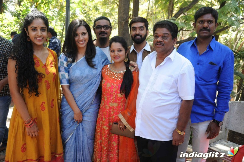 'Naticharami' Film Launch Press Meet
