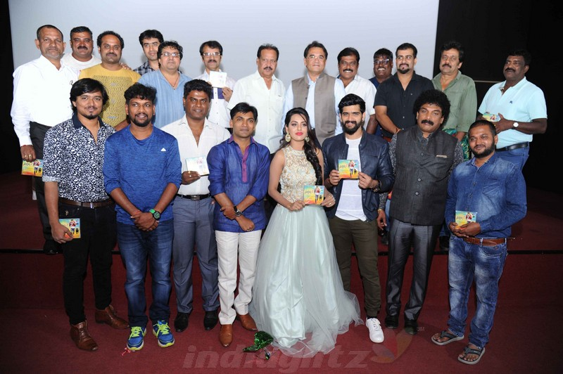 Nishabdha 2 Film Audio Launch