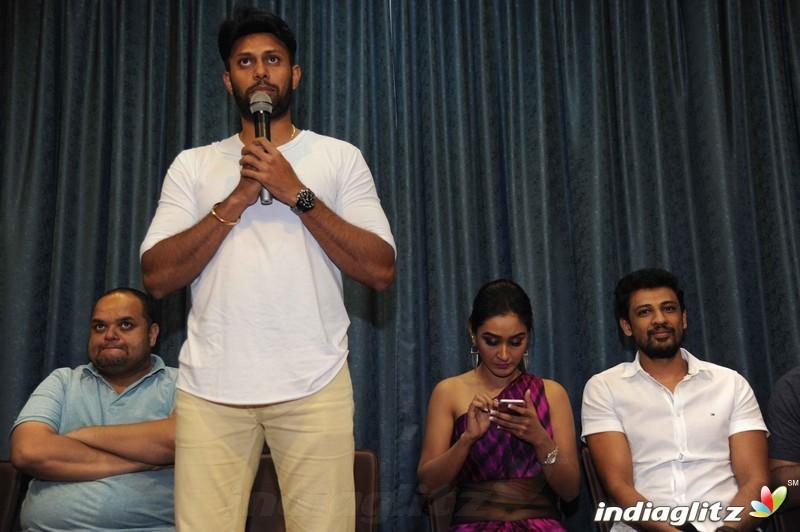 'Nanjundi Kalyana' Film Press Meet
