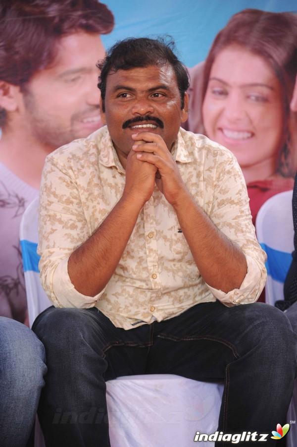 Omme Nishyabda Omme Yudda Film Launch Press Meet