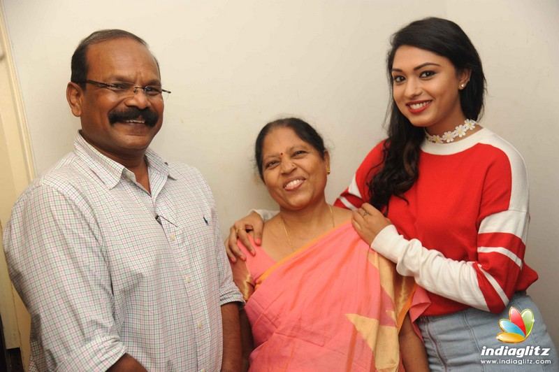 Parathasarathy Film Press Meet