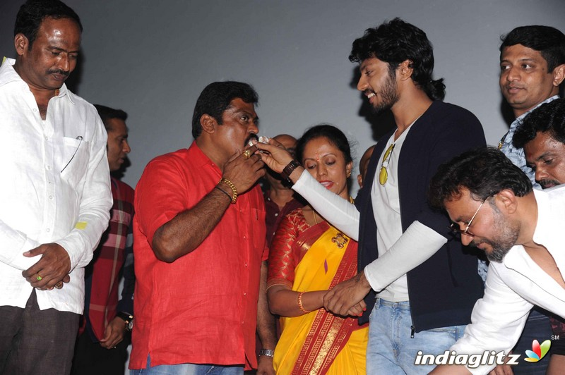 Paddehuli Film Teaser Launch & Shreyas K Manju Bir