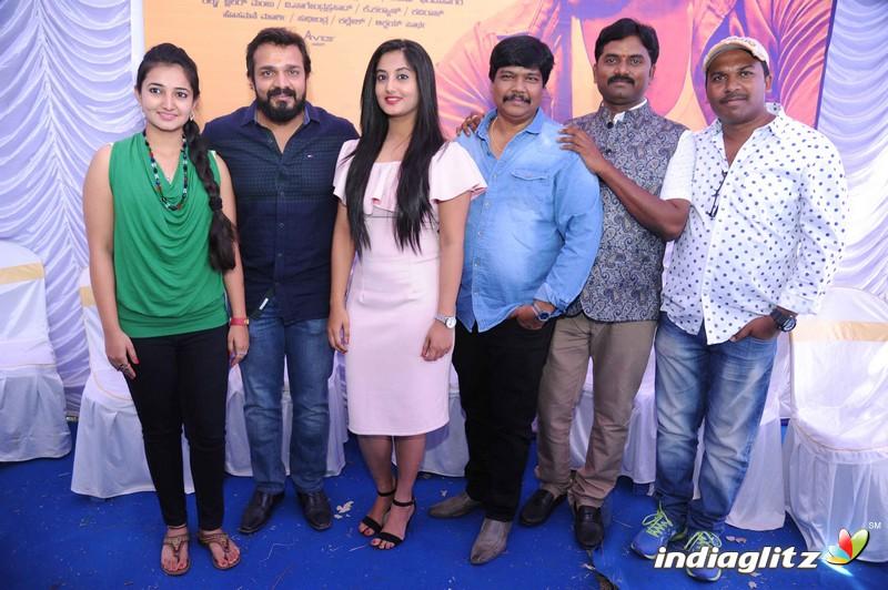 Pardesi c/o London Film Launch Press Meet