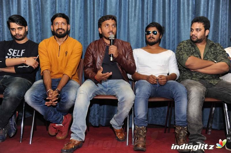 'Prayanikara Gamanakke' Film Press Meet