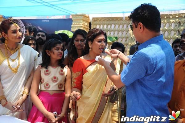 Production  6 and 7 Film Launch Press Meet ( Ragini & Aditya)