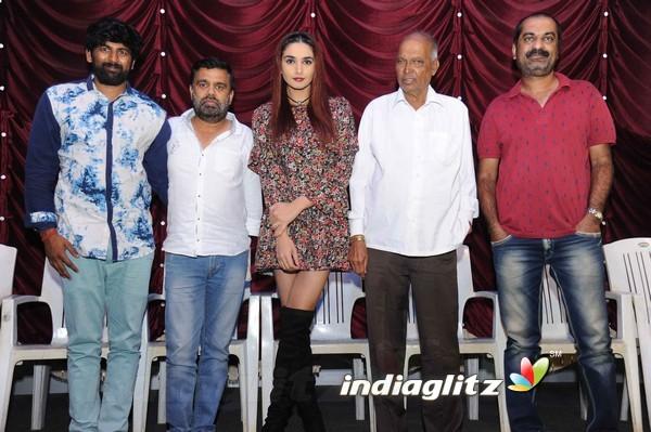 Ranachandi Movie Press Meet