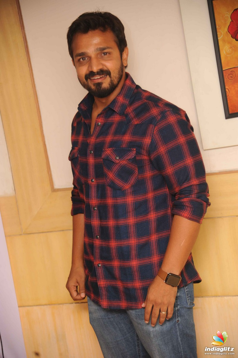Raja loves Radhe Film Press Meet
