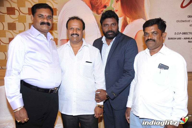 'Ramana Ramani' Film Press Meet