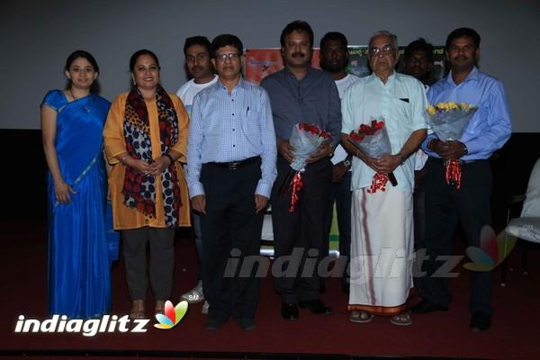 Events - Shirdi Sri Sai Baba Animated Film Show Press Meet