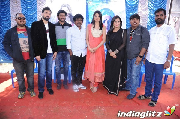 'Suvarna Sundari' Film Press Meet