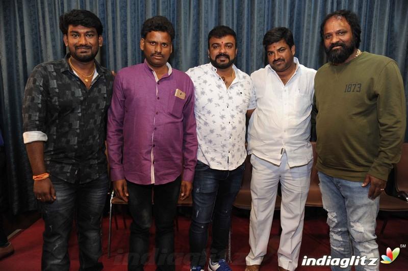 'Udumba' Film Teaser Launch Press Meet