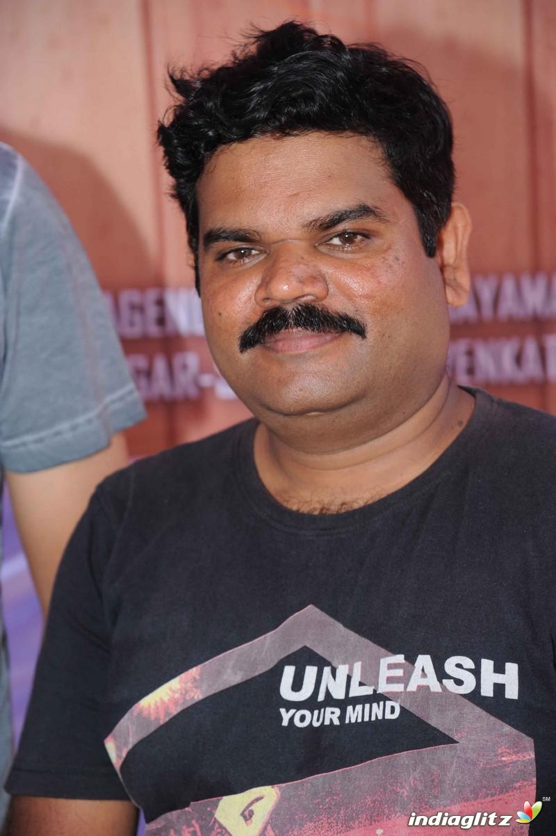 Yogi Loves Supriya Film Launch Press Meet