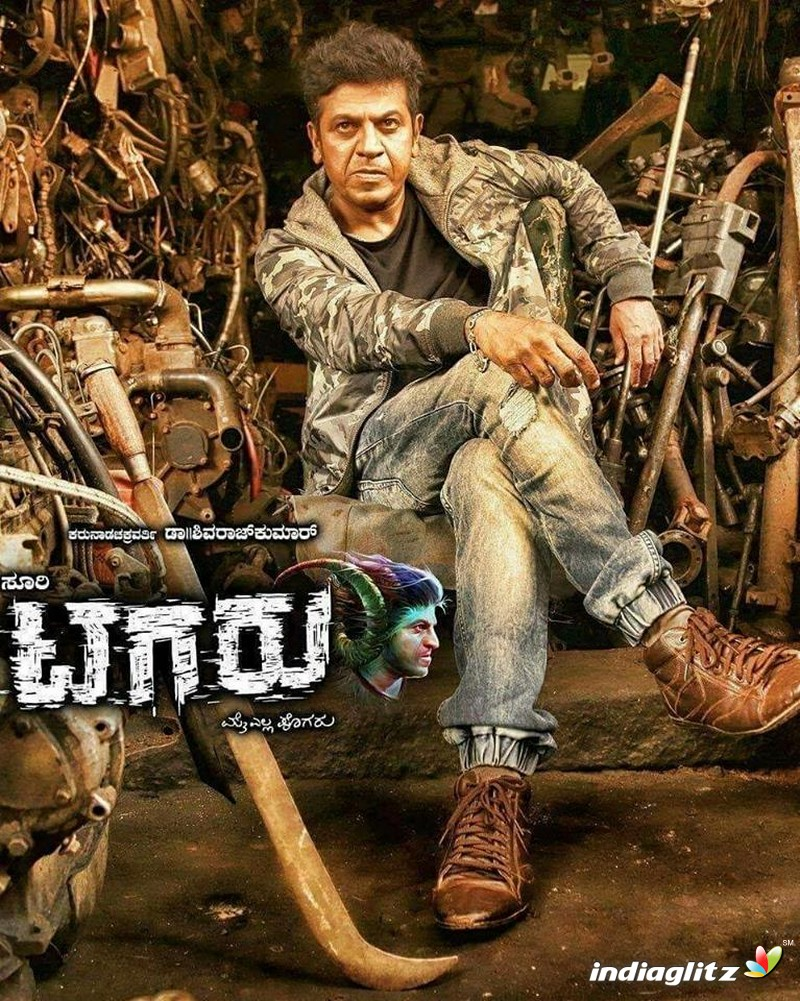 Tagaru (2018) Dual Audio Hindi ORG UNCUT 720p HDRip 1.4GB