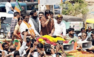 Sudeep, Darshan, Yogeshwar campaign